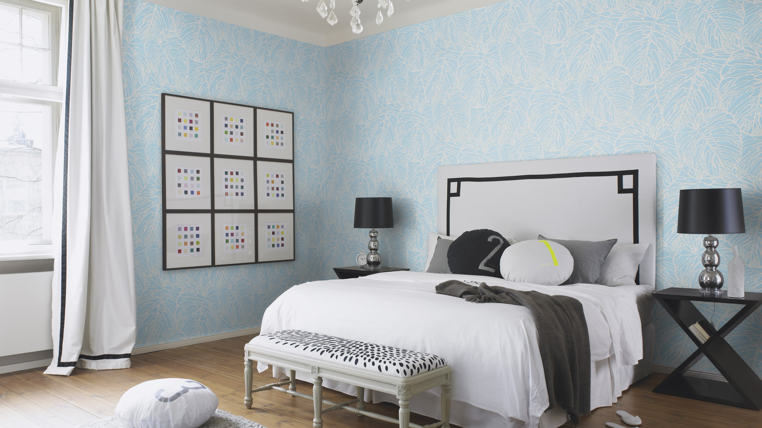 blue velvet kollektion rasch tapeten. Black Bedroom Furniture Sets. Home Design Ideas